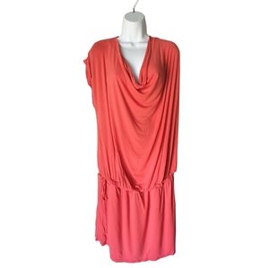 Lascana by Venus Coral Knit Dress